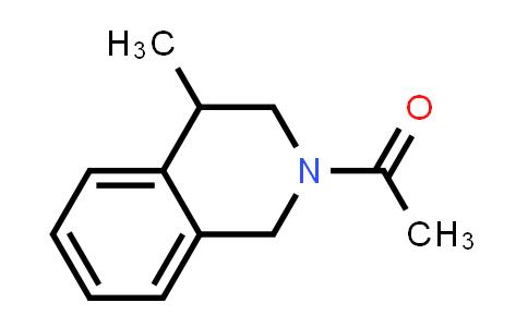 1-(4-methyl-1,2,3,4-tetrahydroisoquinolin-2-yl)ethan-1-one