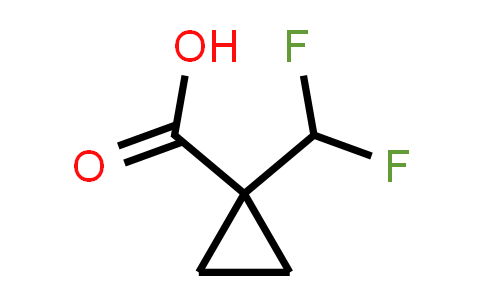 1-(difluoromethyl)cyclopropane-1-carboxylic acid