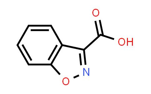 1,2-Benzisoxazole-3-carboxylic acid