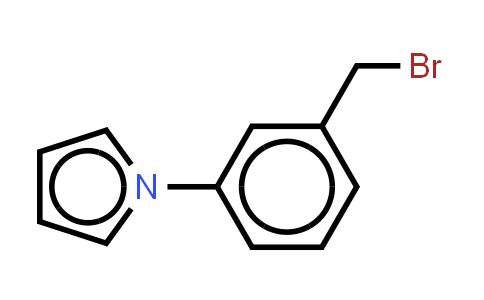 1-(3-溴甲基)苯基-吡咯