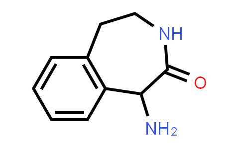 1-amino-4,5-dihydro-1H-benzo[d]azepin-2(3H)-one