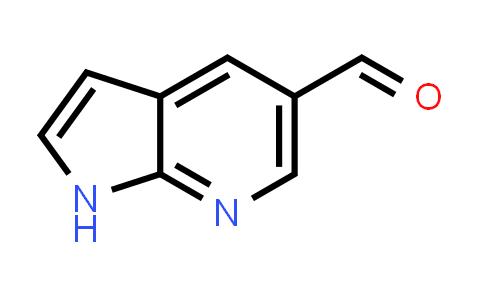 1H-PYRROLO[2,3-B]PYRIDINE-5-CARBALDEHYDE