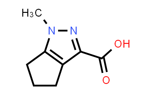 1-Methyl-1,4,5,6-tetrahydro-cyclopentapyrazole-3-carboxylic acid