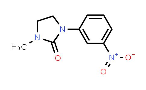 1-methyl-3-(3-nitrophenyl)-2-Imidazolidinone