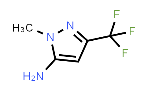 1-methyl-3-(trifluoromethyl)-1H-pyrazol-5-amine