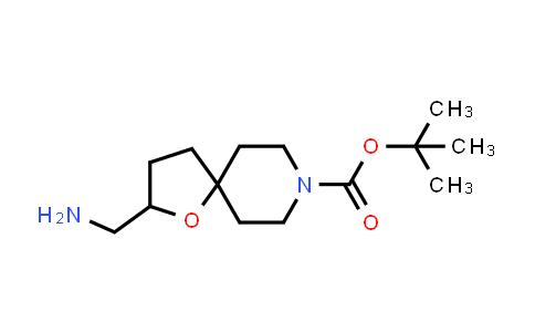 1-Oxa-8-azaspiro[4.5]decane-8-carboxylic acid, 2-(aminomethyl)-, 1,1-dimethylethyl ester