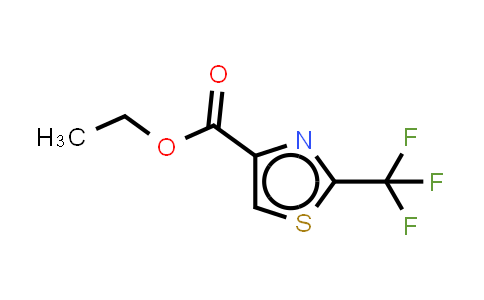 2-(trifluoromethylthiazole)-4-carboxylic acid ethyl ester