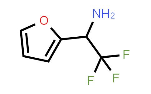 2,2,2-TRIFLUORO-1-FURAN-2-YL-ETHYLAMINE