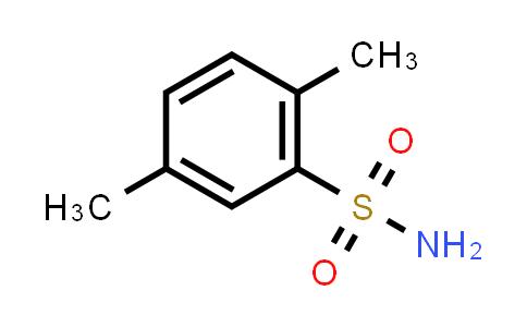 2,5-dimethylbenzenesulfonamide