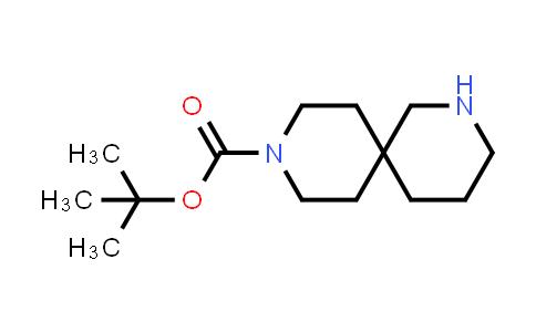 2,9-Diazaspiro[5.5]undecane-9-carboxylic acid tert-butyl ester