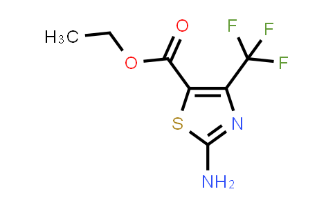 2-AMINO-4-TRIFLUOROMETHYL-THIAZOLE-5-CARBOXYLIC ACID ETHYL ESTER