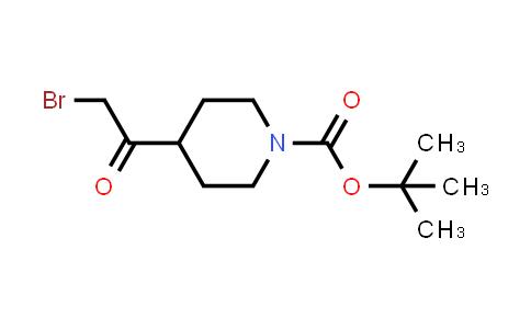 2-bromo-1-(1-Boc-piperidin-4-yl)ethanone