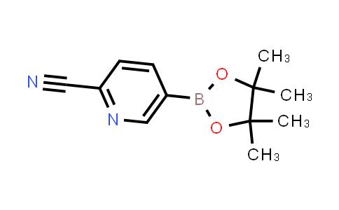 2-CYANOPYRIDINE-5-BORONIC ACID PINACOL ESTER
