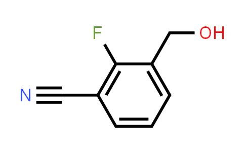 2-fluoro-3-(hydroxymethyl)benzonitrile