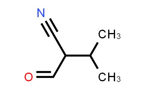 2-甲酰基-3-甲基丁腈