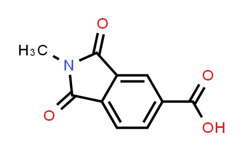 2-METHYL-1,3-DIOXOISOINDOLINE-5-CARBOXYLIC ACID