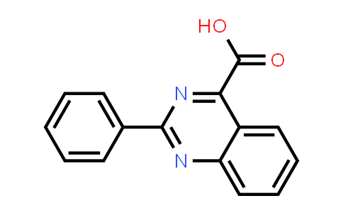 2-phenylquinazoline-4-carboxylic acid