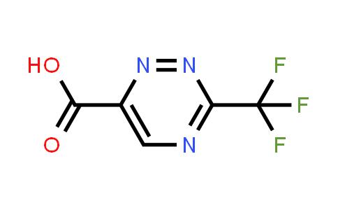3-(trifluoromethyl)-1,2,4-triazine-6-carboxylic acid