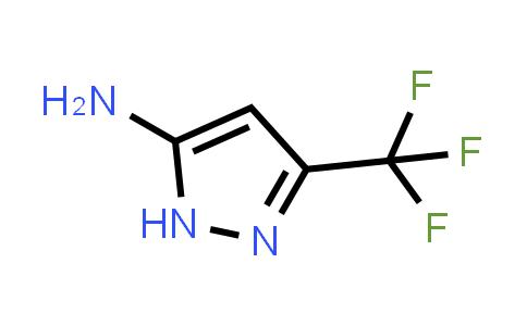 3-(Trifluoromethyl)-1H-pyrazol-5-amine