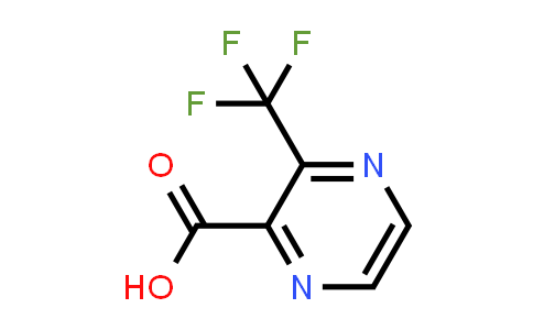 3-(trifluoroMethyl)pyrazine-2-carboxylic acid