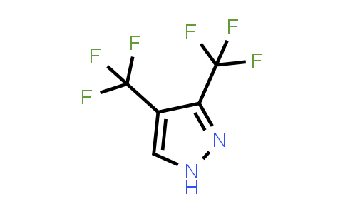 3,4-bis(trifluoromethyl)-pyrazole