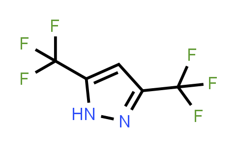 3,5-BIS(TRIFLUOROMETHYL)PYRAZOLE