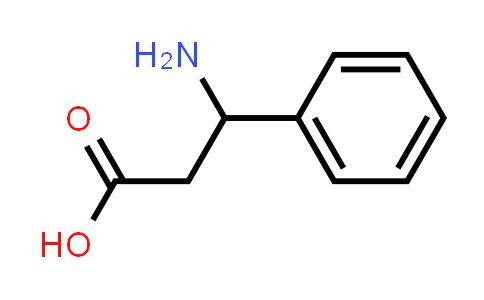 DL(±)-3-氨基-3-苯基-丙酸