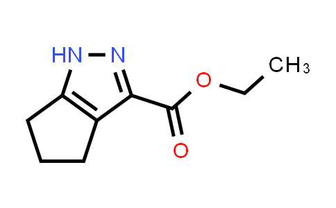 3-CYCLOPENTAPYRAZOLECARBOXYLIC ACID, 1,4,5,6-TETRAHYDRO-, ETHYL ESTER
