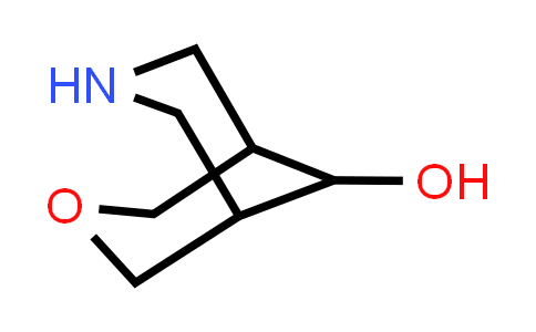 3-oxa-7-azabicyclo[3.3.1]nonan-9-ol