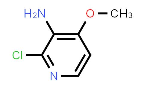 3-Pyridinamine, 2-chloro-4-methoxy-