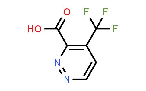 4-(trifluoromethyl)pyridazine-3-carboxylic acid