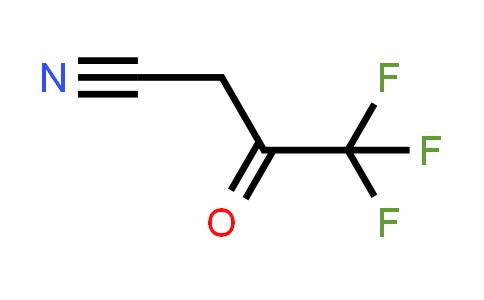 4,4,4-Trifluoro-3-oxobutanenitrile