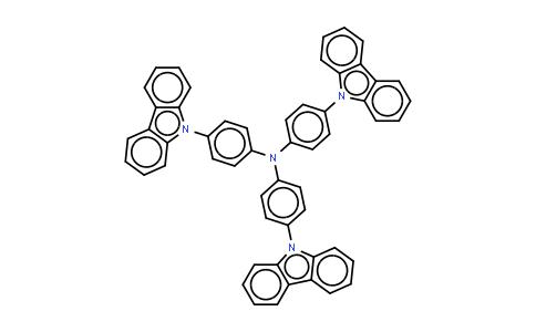4,4',4''-Tris(carbazol-9-yl)-triphenylamine