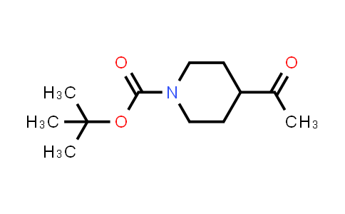 4-ACETYL-PIPERIDINE-1-CARBOXYLIC ACID TERT-BUTYL ESTER