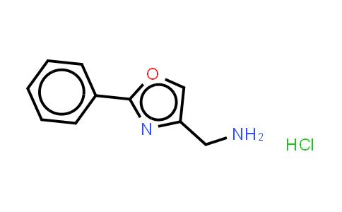4-AMINOMETHYL-2-PHENYL-OXAZOLEHYDROCHLORIDE