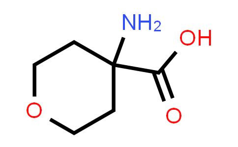 4-AMINO-TETRAHYDRO-PYRAN-4-CARBOXYLIC ACID