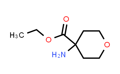 4-AMINOTETRAHYDROPYRAN-4-CARBOXYLIC ACID ETHYL ESTER