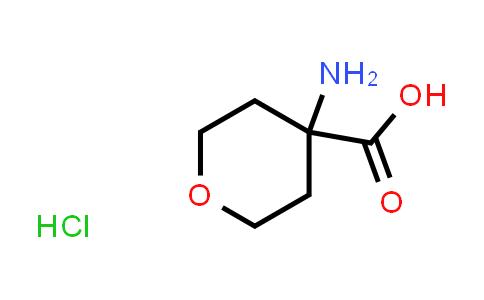 4-氨基四氢-2H-吡喃-4-羧酸盐酸盐