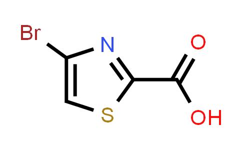 4-BROMO-1,3-THIAZOLE-2-CARBOXYLIC ACID