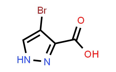 4-BROMO-1H-PYRAZOLE-3-CARBOXYLIC ACID