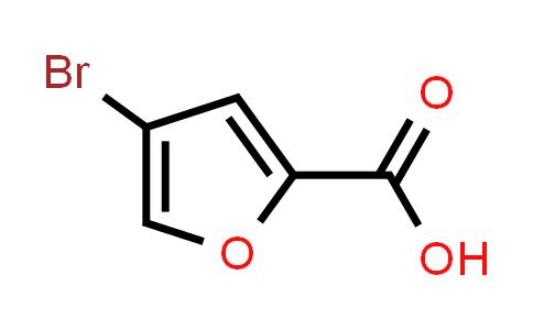 4-Bromo-2-furoic acid