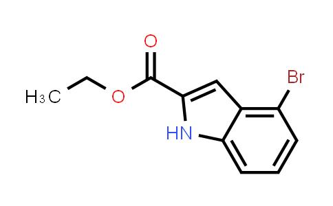 4-Bromoindole-2-carboxylic acid ethyl ester