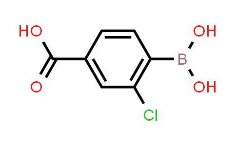 4-Carboxy-2-chlorophenylboronic acid