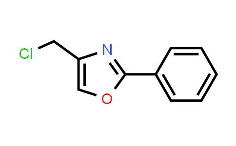 4-Chloromethyl-2-phenyl-oxazole
