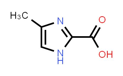 4-METHYL-1H-IMIDAZOLE-2-CARBOXYLICACID