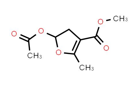 5-(acetyloxy)-4,5-dihydro-2-methyl-3-Furancarboxylic acid, methyl ester
