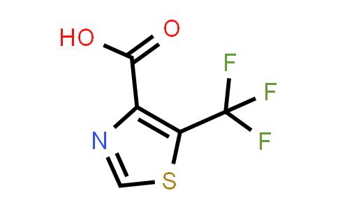 5-(trifluoromethyl)-1,3-thiazole-4-carboxylic acid