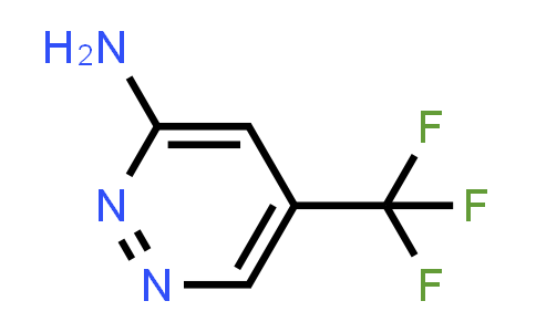 5-(trifluoromethyl)-3-Pyridazinamine