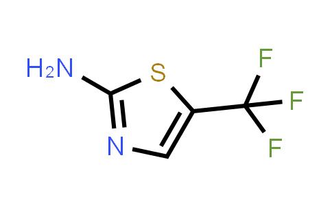 5-(trifluoromethyl)thiazol-2-amine