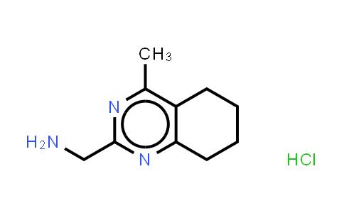 5,6,7,8-Tetrahydro-4-methyl-2-quinazolinemethanaminehydrochloride